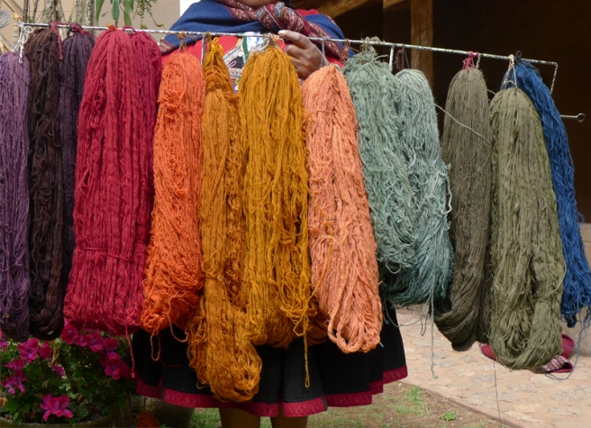 natural dye colors small